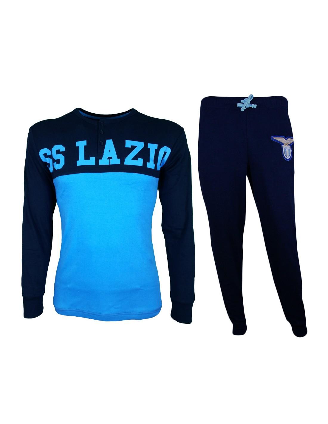Macron Tuta Ufficiale SS Lazio 20202021 Uomo Bianca 58116368 Sport ...